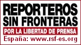 Reporteros Sin Fronteras . Sección Española - Reporters Without Borders . Spanish Section